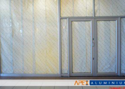 Aluminium Doors Shopfront