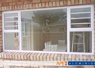 Custom Made Aluminium Windows