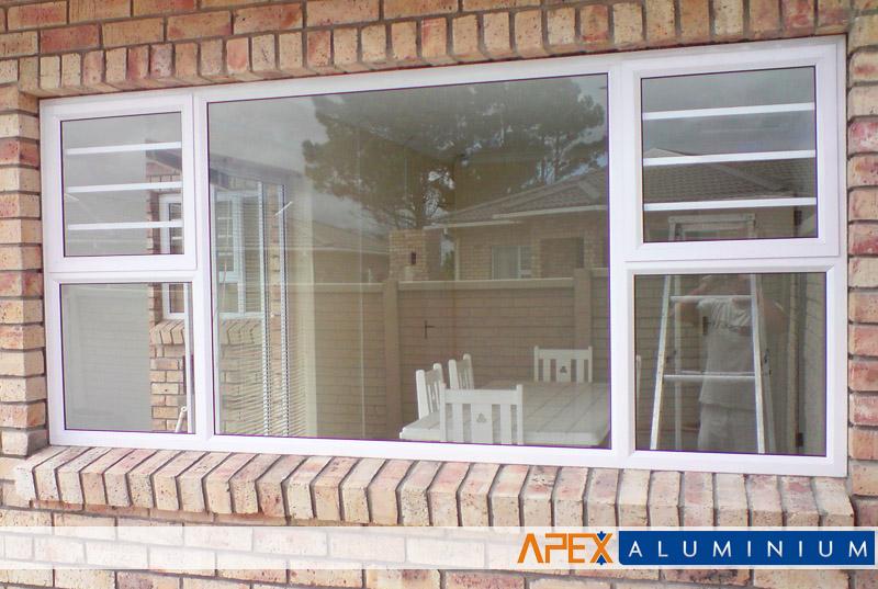 Custom Made Aluminium Windows