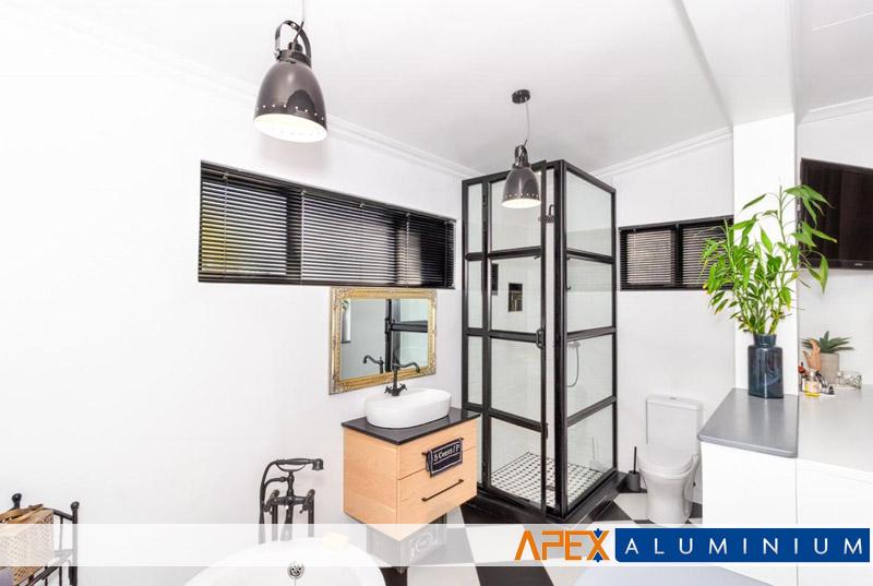 Aluminium Shower